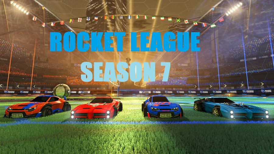 rocket league competitive season 7 start date, season 6 end date and rewards